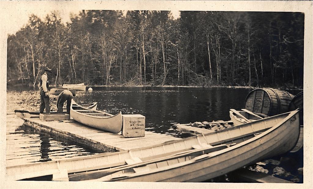 Loon Lake - ARO Boat