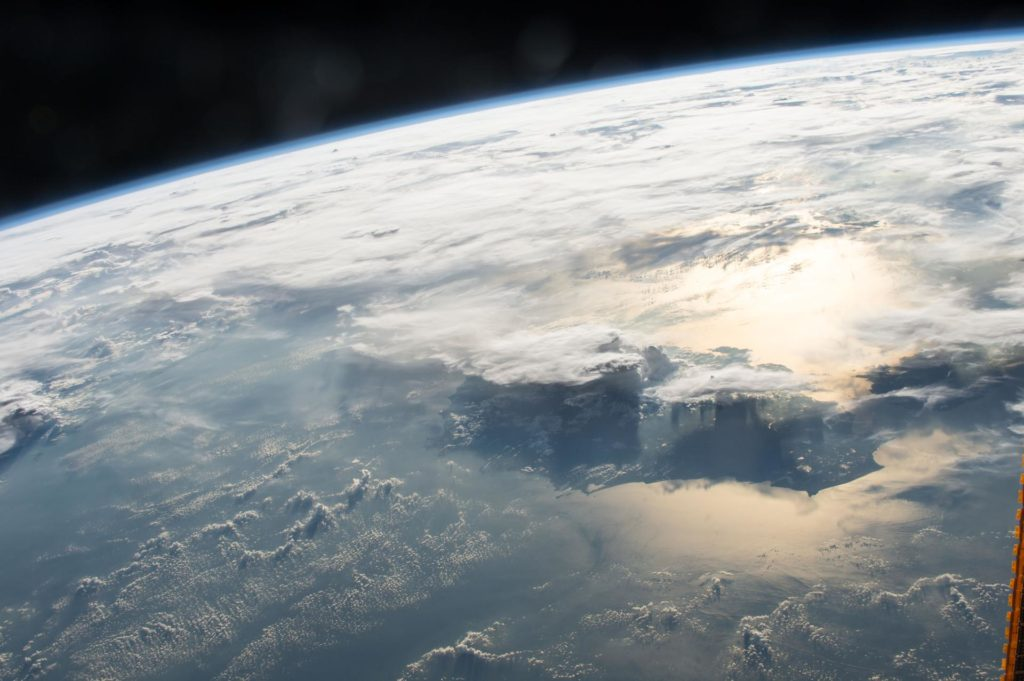 iss048e046434 (07/29/2016) --- Towering cumulonimbus and other clouds are spotted during a pass over the Earth by the Expedition 48 crew aboard the International Space Station. Photographs from the station provides researchers on Earth with key data to understand the planet from the perspective of the ISS. Crew members have been photographing Earth from space since the early Mercury missions beginning in 1961. The images taken from the ISS ensure this record remains unbroken. iss048e046434