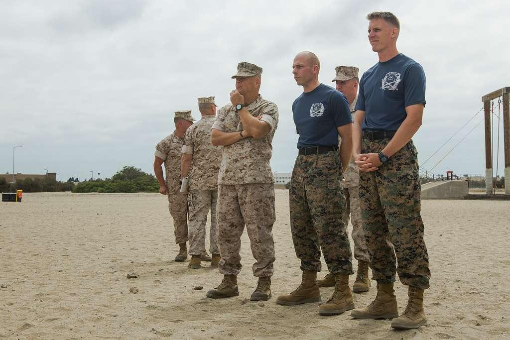 Commandant of the Marine Corps Gen. Robert B. Neller
