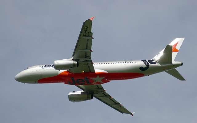 Airbus A320. Jetstar.