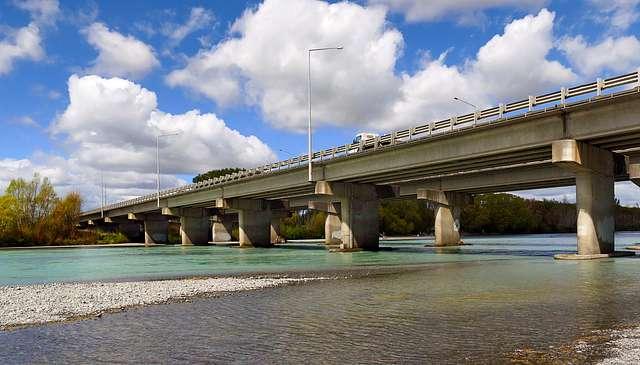 The Waimakariri River,