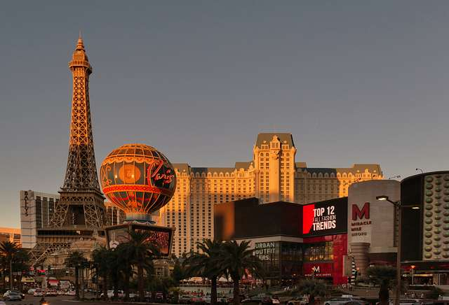 Las Vegas Skyline.