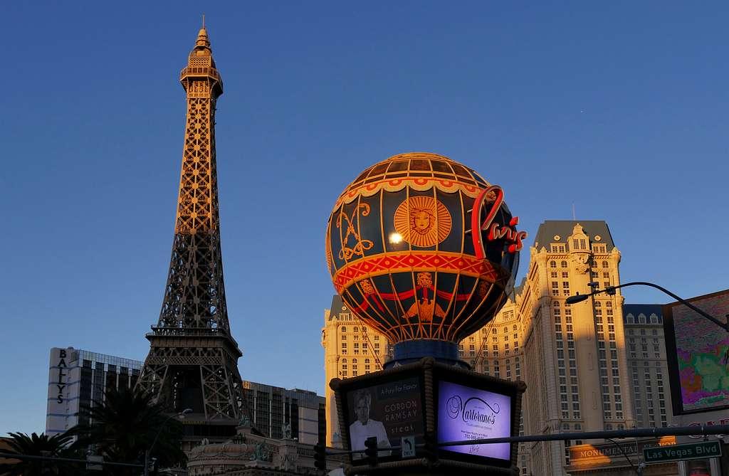 Paris Las Vegas.