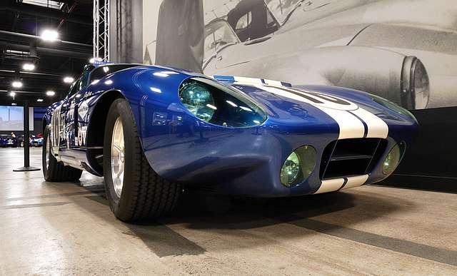 Shelby Daytona Coupe.