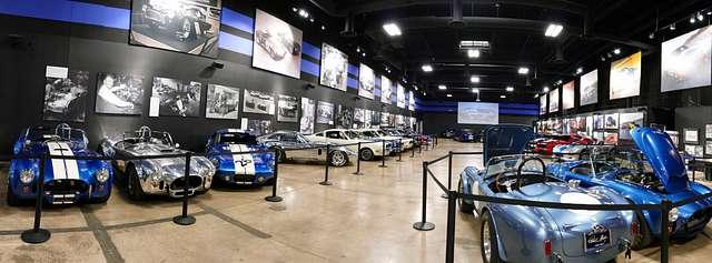 Shelby Heritage Center.  Las Vegas.
