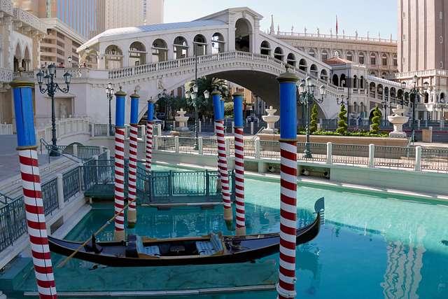 The Venetian, Las Vegas.