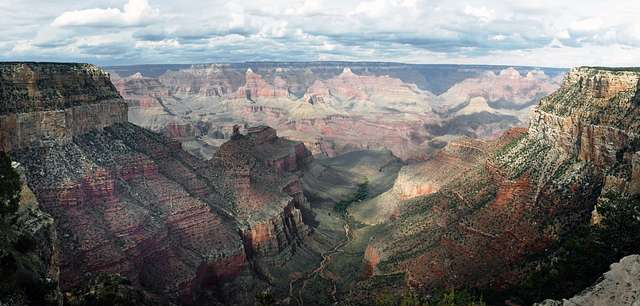 The Grand Canyon. South Rim.