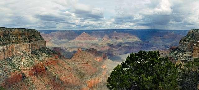 The Grand Canyon.AZ