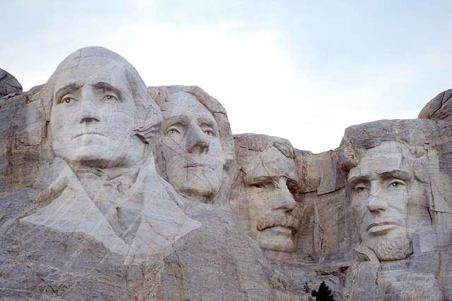 Mount Rushmore National Memorial.