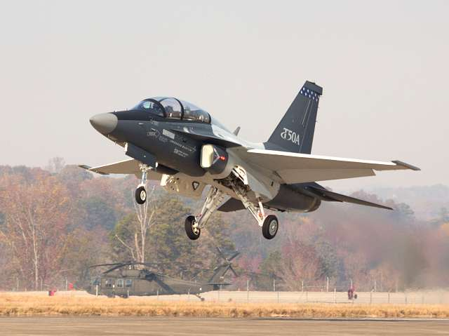 T-50A Flight Operations Begin in Greenville, South Carolina