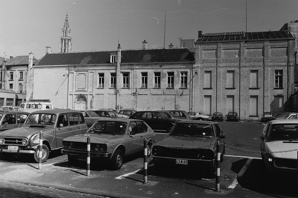 Photographs from Architectuurarchief Provincie Antwerpen