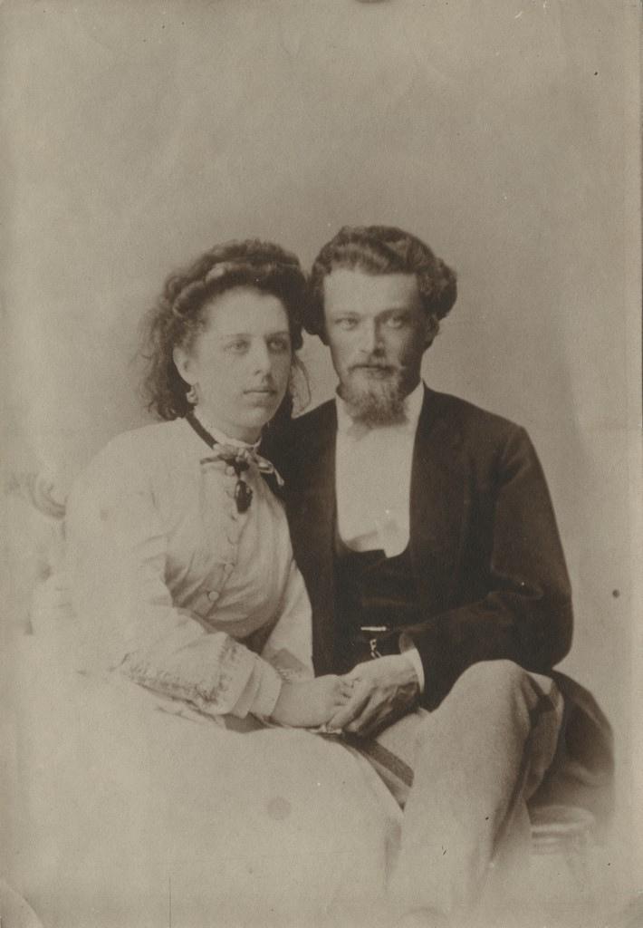 Mihhail ja Louise Kologrivov / Mikhail and Louise Kologrivov