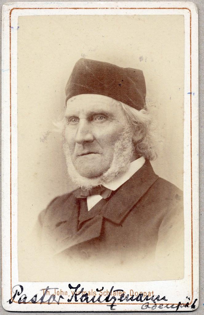 Moritz Kautzmann