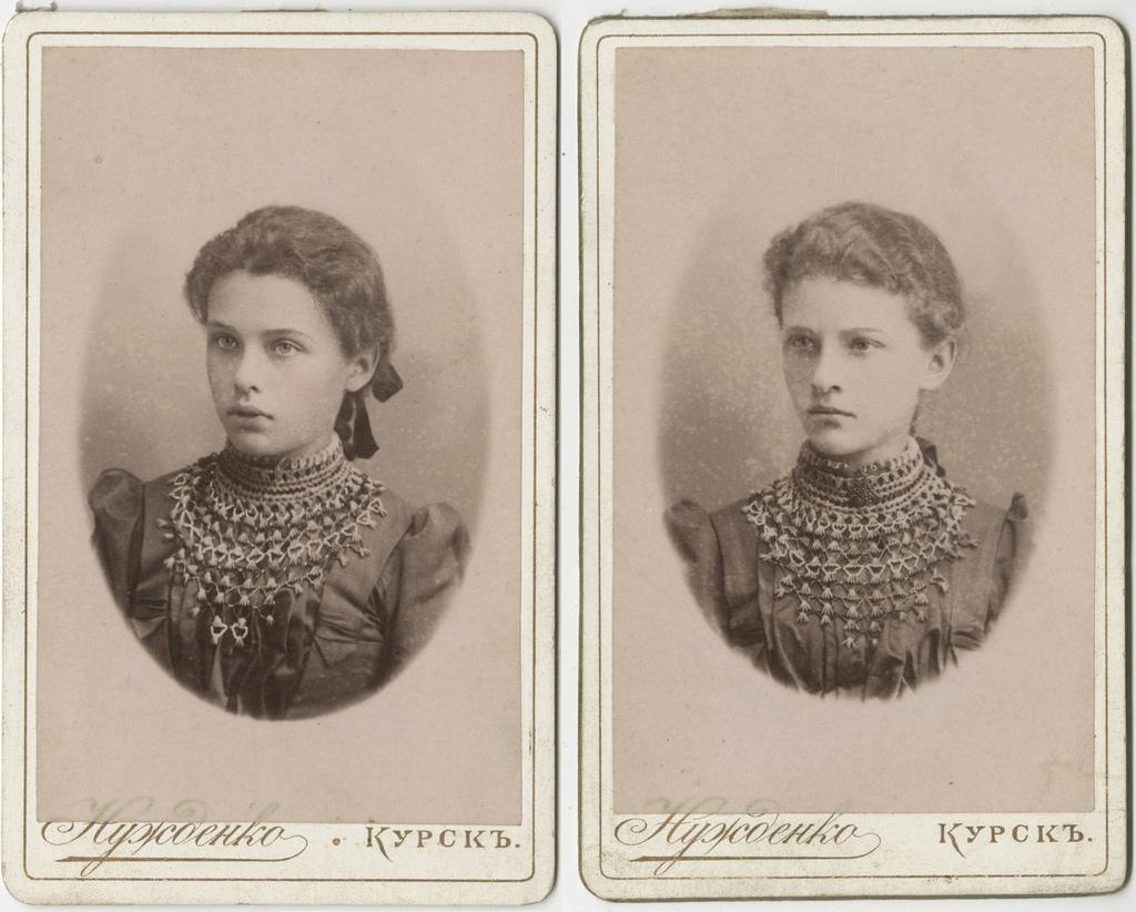 Õed Elisabeth ja Natalie Kologrivova / Sisters Elisabeth and Natalie Kologrivova