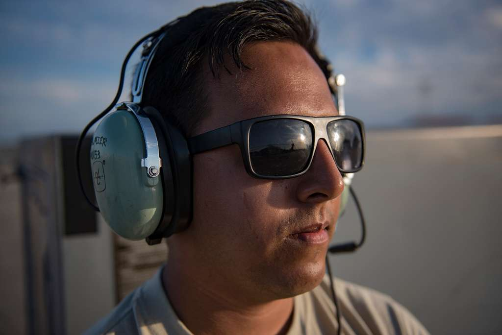 Senior Airman Aaron Mier, 41st Helicopter Maintenance