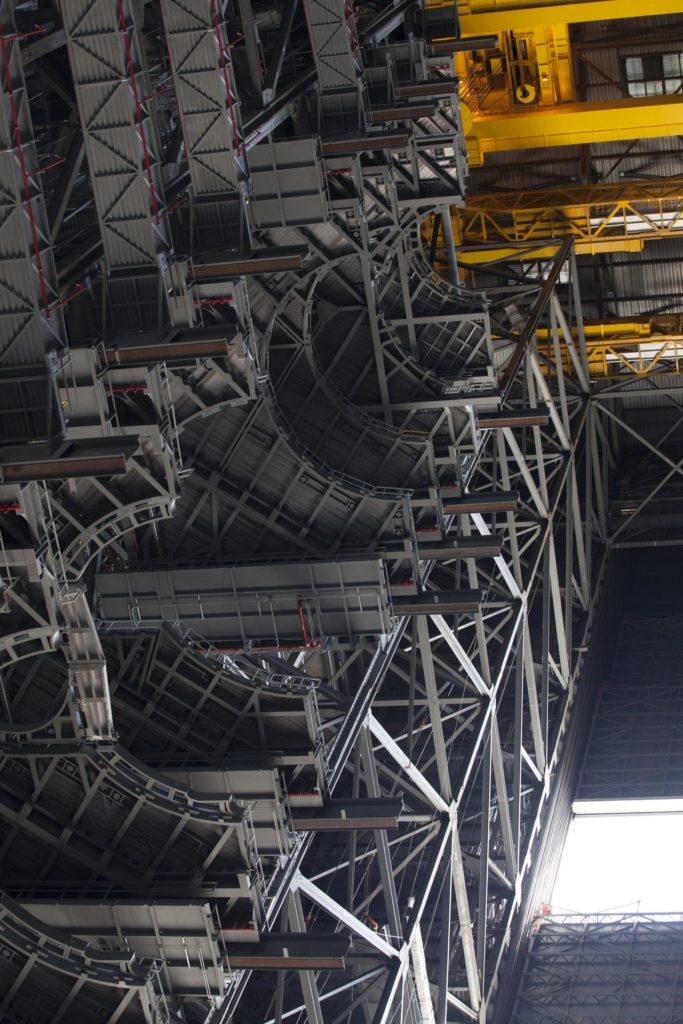 Platform B North Installation