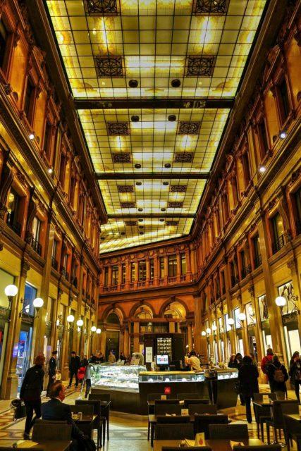Roman Shopping