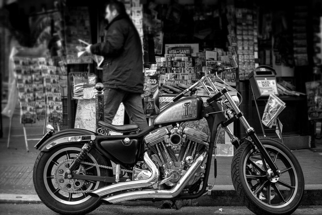Rome, Bike