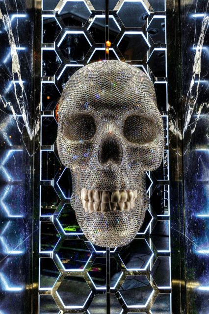 Scull display