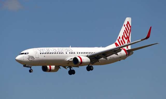 Boeing 737-8FE (VH-YIO)— Virgin Australia