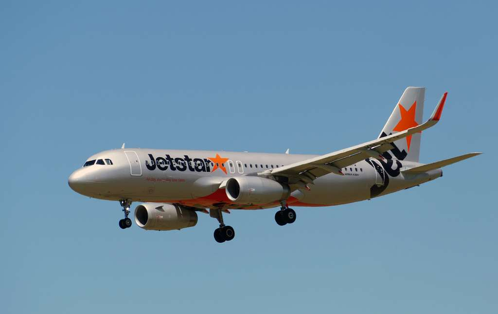 VH-VFQ Jetstar Airways Airbus A320-232(WL)