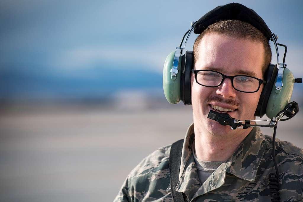 Staff Sgt. David Vance, 74th Aircraft Maintenance Unit