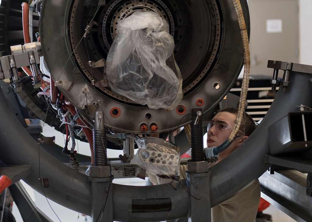Airman 1st Class Anthony Guevara, 23d Component Maintenance