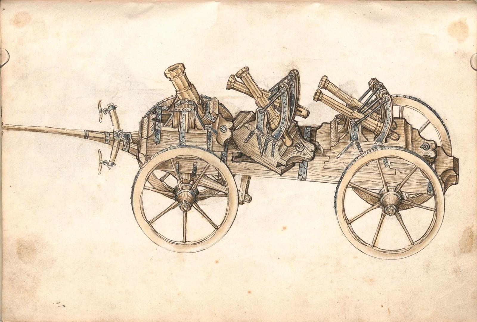 Feuerwerksbuch - Martin Merz 1450+ a