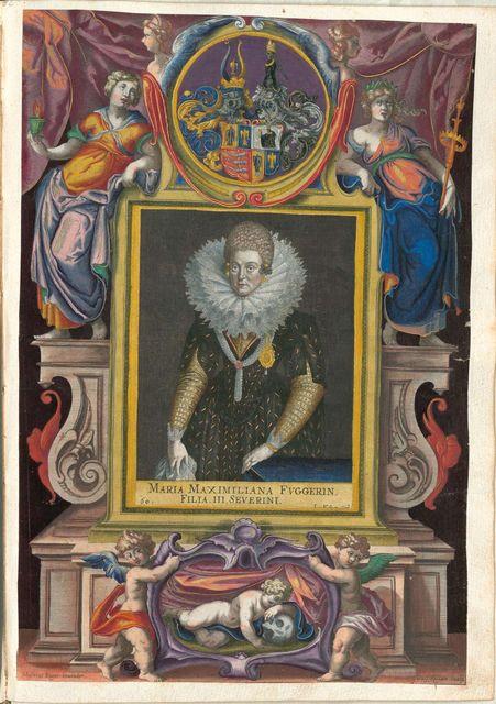Fuggerorum et Fuggerarum .. Imagines i