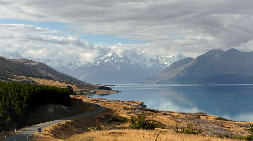 An Alpine Landscape NZ