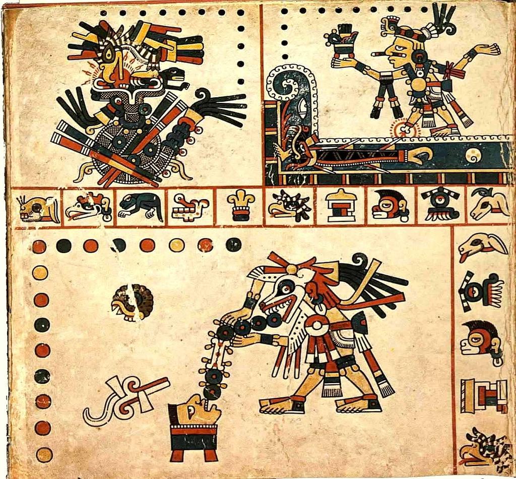 Codex Fejervary Mayer (famsi) j