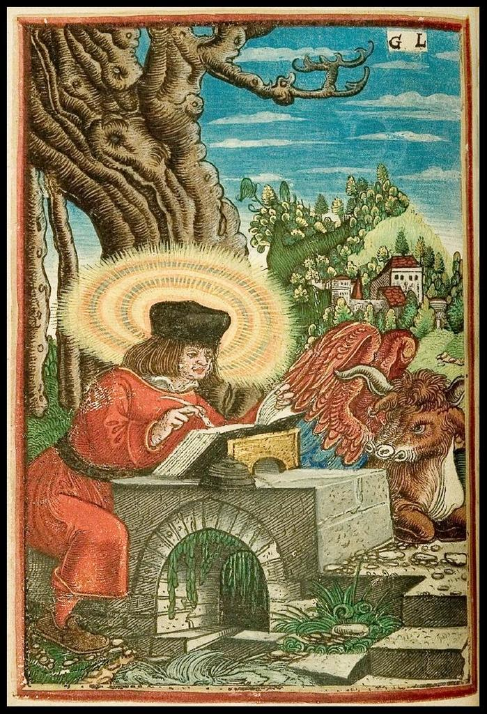 Martin Luther - 16th cent. New Testament b