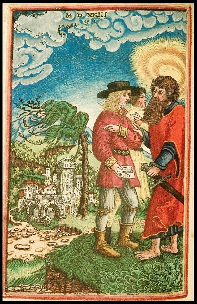 Martin Luther - 16th cent. New Testament e