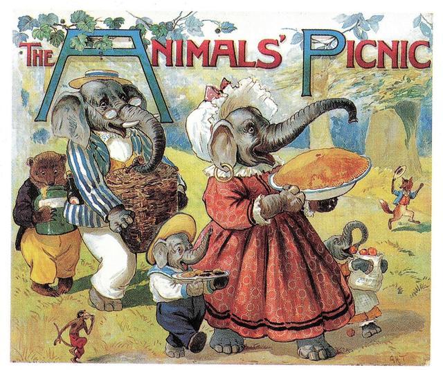 The Animals' Picnic