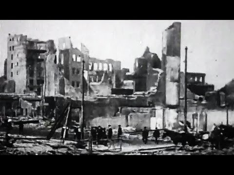 San Francisco Earthquake Aftermath 1906 Prelinger Archives