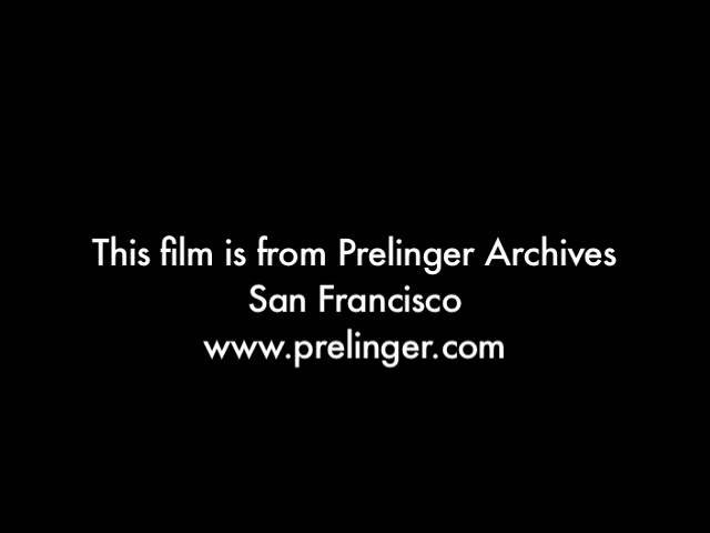 This Film Is From The Prelinger Archives, San Francisco