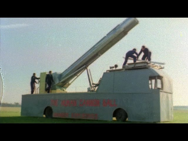 Seat Belts - Human Cannonball (1978)