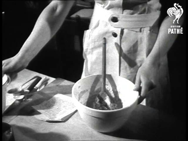 Thought For Food - Ministry Of Food (1945)