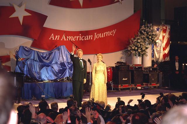 1997 Clinton Inaugural Ball