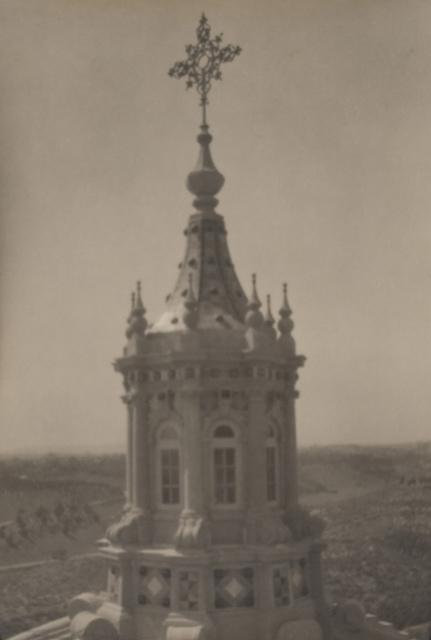 California State Building top (Panama-California Exposition)