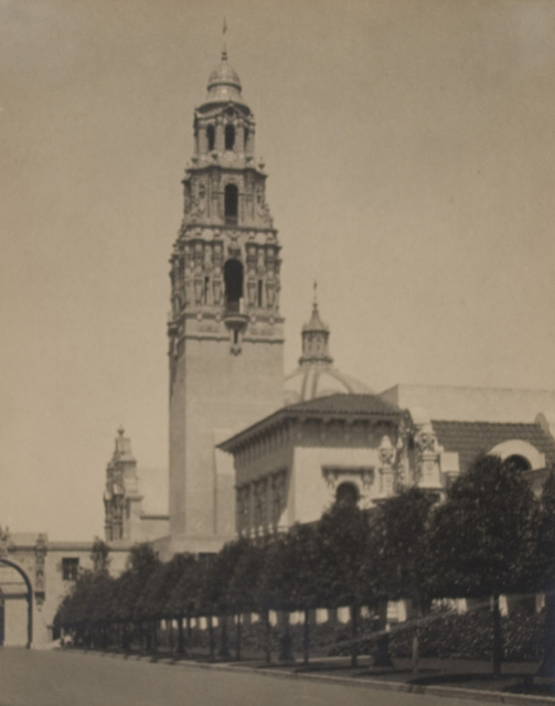 California Tower (Panama-California Exposition)