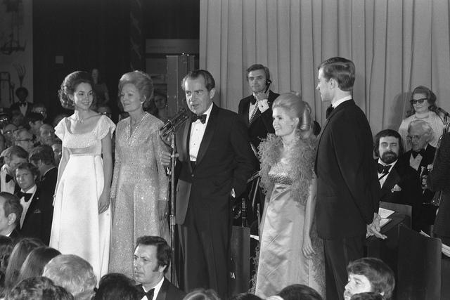 Nixon Inaugural Ball