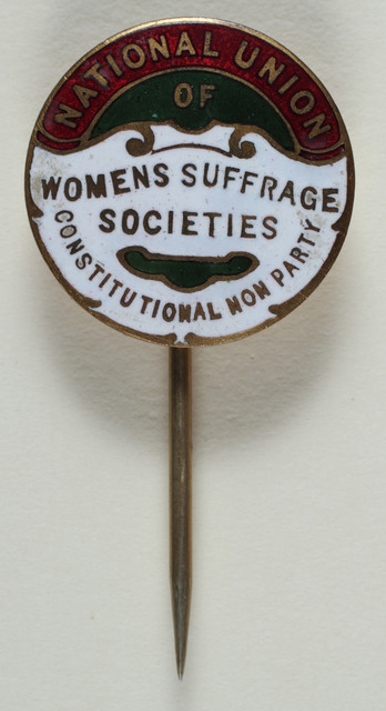 Suffrage Campaigning: National Union of Women's Suffrage Societies1908-1918