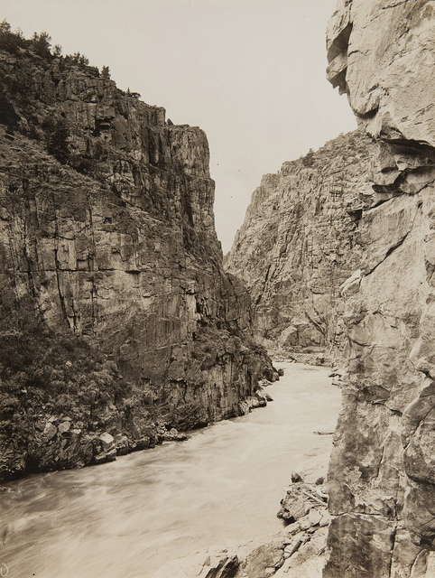 Untitled (River Gorge)
