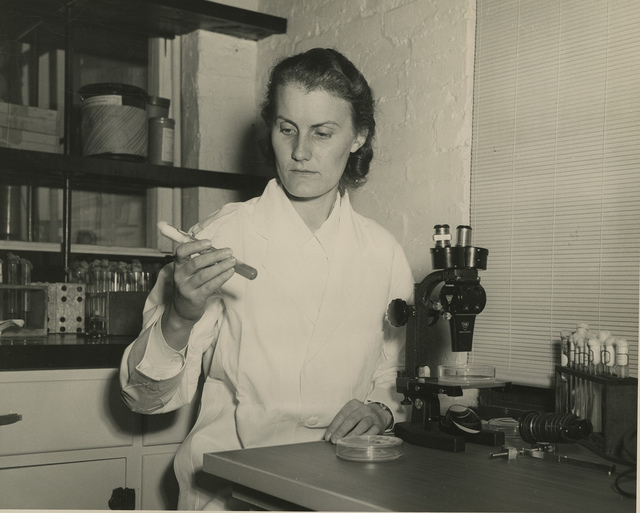 Alma Whiffen Barksdale (1916-1981)