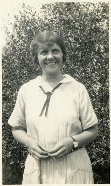Frances Jean MacInnes (b. 1892)
