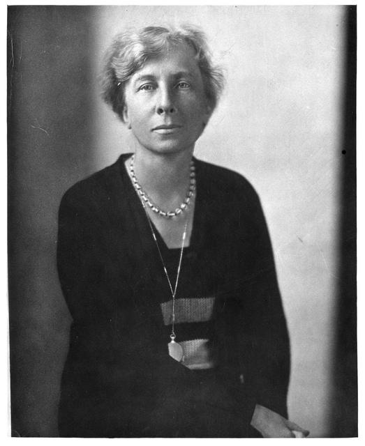 Lillian Moller Gilbreth (1878-1972)