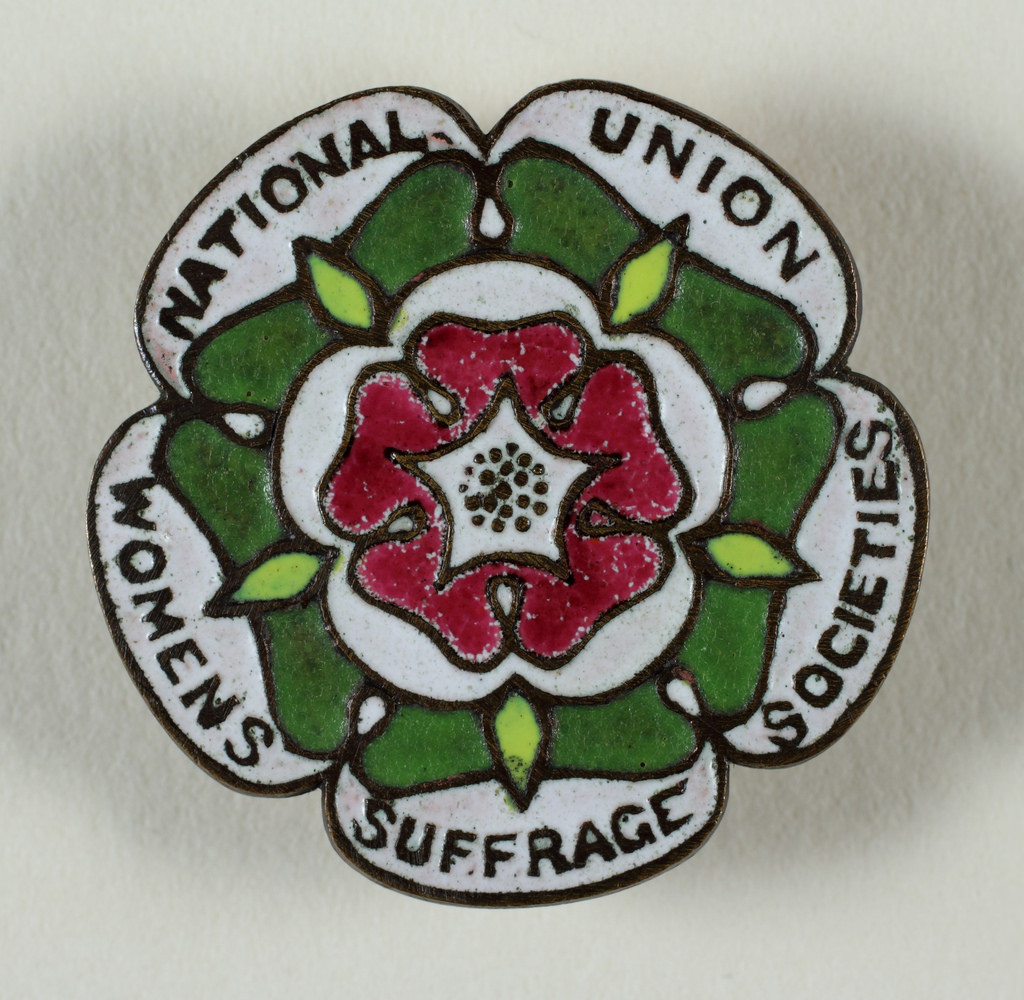 Suffrage Campaigning: National Union of Women's Suffrage Societies [NUWSS]1908-1918
