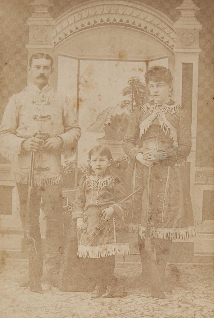 The Bartlett Family (sharpshooters)