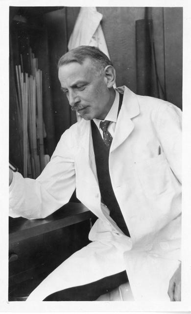 Walter Ray Bloor (1877-1966)